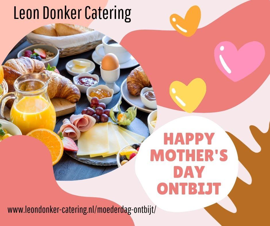 Moederdag ontbijt IJsselstein, Nieuwegein, Benschop, Vianen